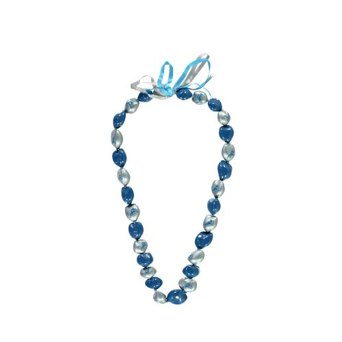 Detroit Lions Kukui Nut Necklace