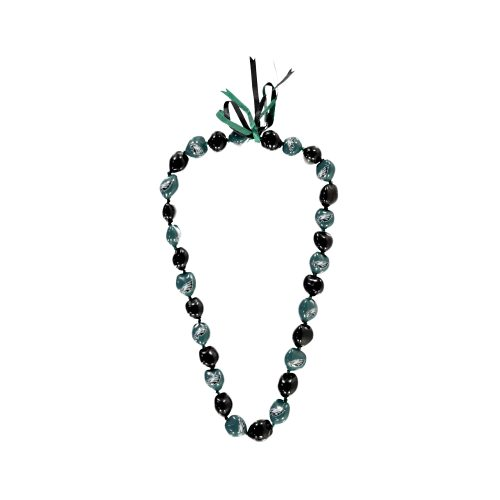 Philadelphia Eagles Kukui Nut Necklace