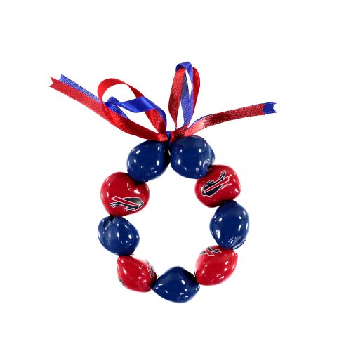 Buffalo Bills Kukui Nut Bracelet
