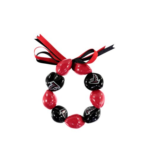 Atlanta Falcons Kukui Nut Bracelet