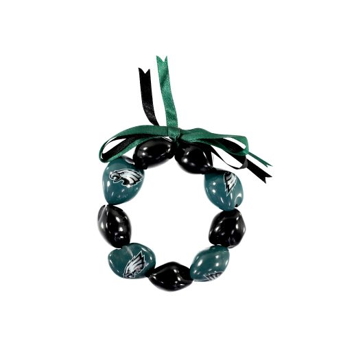 Philadelphia Eagles Kukui Nut Bracelet