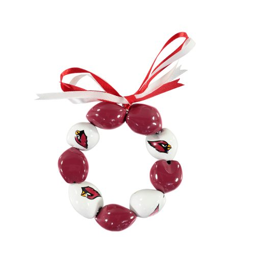 Arizona Cardinals Kukui Nut Bracelet